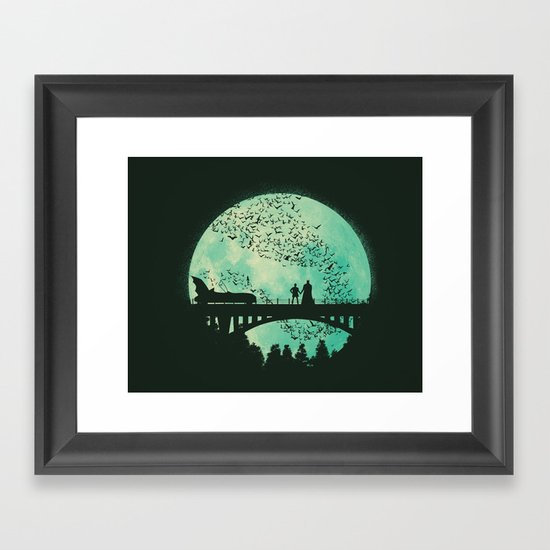 That's Amore Framed Art Print