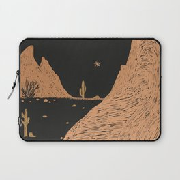 A Night in the Desert Laptop Sleeve