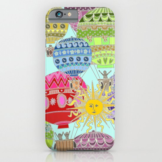 Candy Sky iPhone & iPod Case