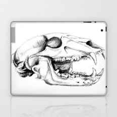 Bear Skull Laptop & iPad Skin