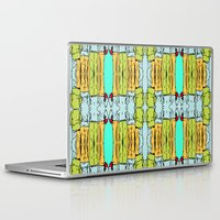 booty Laptop & iPad Skins featuring Booty by Patty Hogan