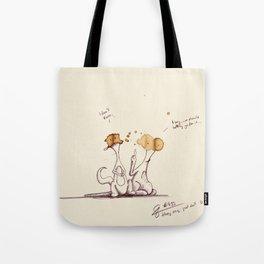 coffeemonsters 493 Tote Bag