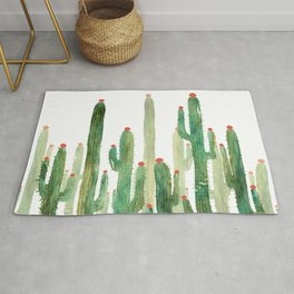 Cactus 4 collab. with @rodrigomffonseca Rug