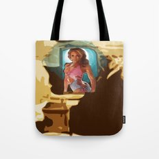The Pillow~ 09/13/13 Friday Tote Bag