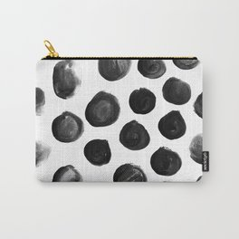 Large Blotches Carry-All Pouch
