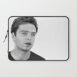 Sebastian Stan Laptop Sleeve