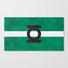 Color Greens Canvas Print