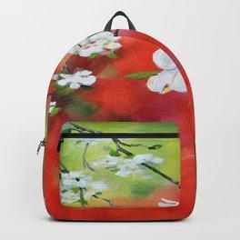 Dogwood Blossom Backpack