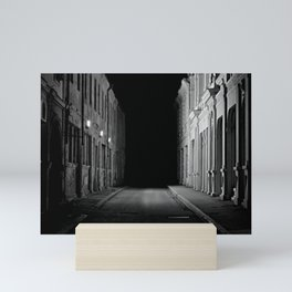 Deadend Alley Mini Art Print