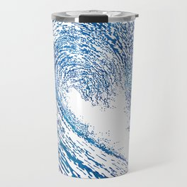 Pacific Waves IV Travel Mug