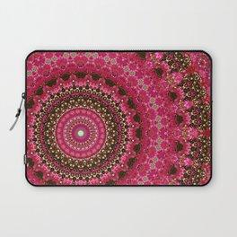 Pink Flower in Greece 2 Laptop Sleeve