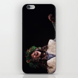 Ghost of Christmas Present iPhone Skin