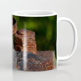 Rust - I Coffee Mug