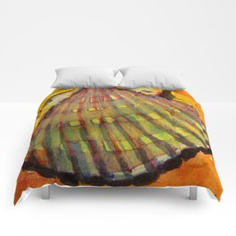 Scallop Shell Comforters
