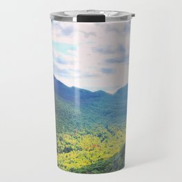 Vermont on the cusp of fall Travel Mug