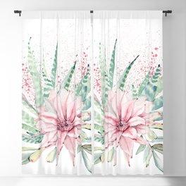 Desert Rose #society6 #buyart Blackout Curtain