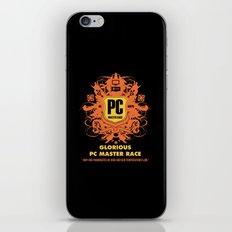 PC Master Race iPhone & iPod Skin