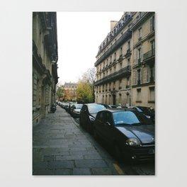 Liege, Paris Canvas Print
