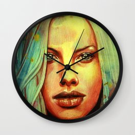 Curacao Wall Clock