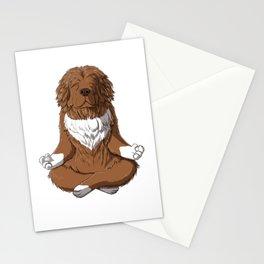 Yoga Newfoundland Stationery Cards