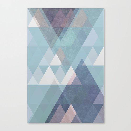 Modern Geometric II Canvas Print