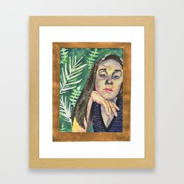 Jessi Framed Art Print