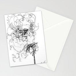 Old Lady Stationery Cards