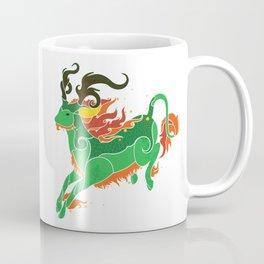 Qilin Coffee Mug