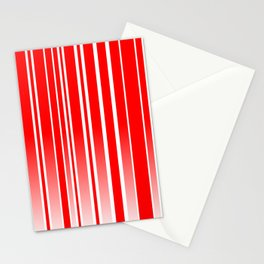 Red Track Stationery Cards