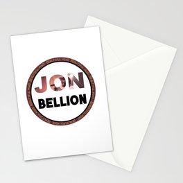 Jon Bellion: Beautiful Mind Stationery Cards