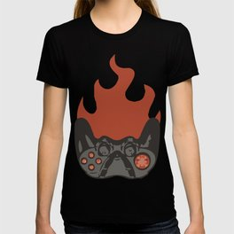 Gamerscamp isotype T-shirt