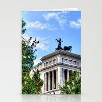 rome Stationery Cards featuring Rome. by haroulita