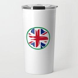 Irish Today English Tomorrow St Patrick's Day design Travel Mug