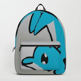Dancing Dolphin Backpack