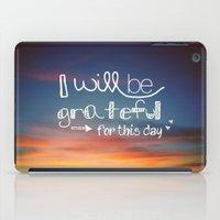 grateful dead iPad Cases featuring grateful by Brittney Borowski
