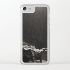 Drip Proof Clear iPhone Case