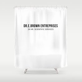 The Doc | Movies Quotes Shower Curtain