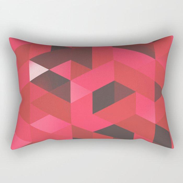 TRI IV Rectangular Pillow