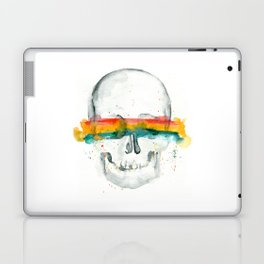 The Anonymity of Existence Laptop & iPad Skin