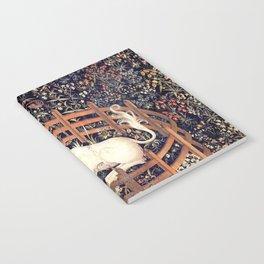 The Unicorn in Captivity Notebook