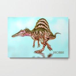 Spinosaurus Metal Print
