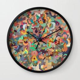 Morven Wall Clock