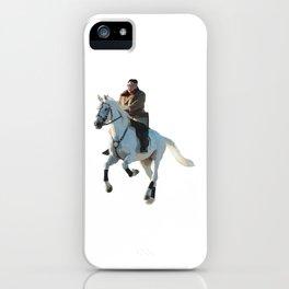 Oriental Rider iPhone Case