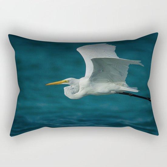 Bird sea Rectangular Pillow