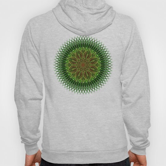 Earth Flower Mandala by sourcecreations