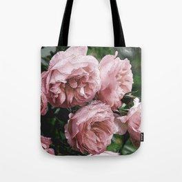 Pale pink Rose Sandi Tote Bag
