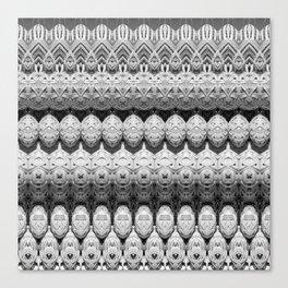 Rattan Canvas Print