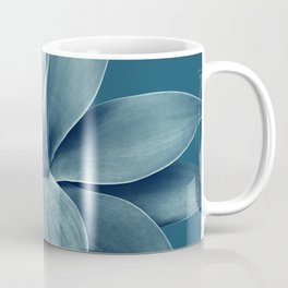Blue Agave Romance #1 #tropical #decor #art #society6 Coffee Mug
