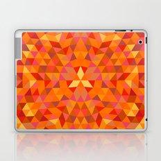 Triangle Sun Mandala Laptop & iPad Skin