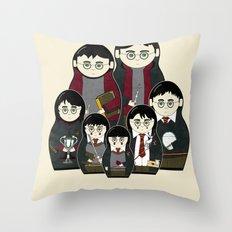The Magic Within Throw Pillow